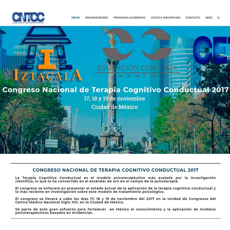 Congreso de Terapia Cognitivo Conductual 2017