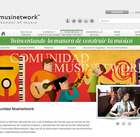 Musinetwork