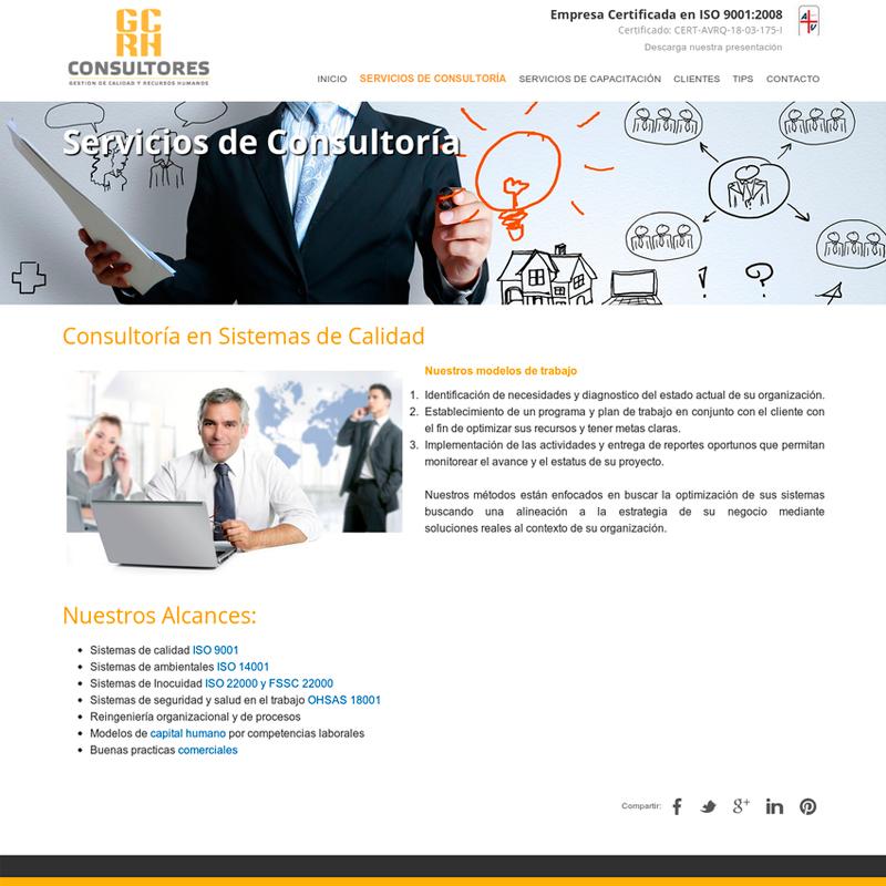 GCRH Consultores